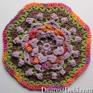 Garden Romp Round 17 - Dearest Debi Patterns
