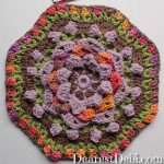 Garden Romp Round 18 - Dearest Debi Patterns