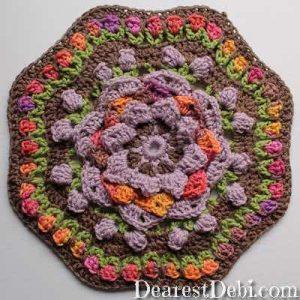 Garden Romp Round 19 - Dearest Debi Patterns