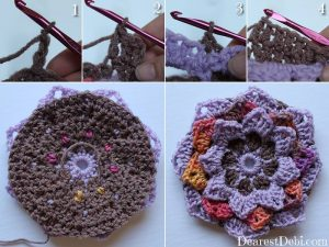 Garden Romp Round 11 - Dearest Debi Patterns