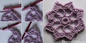 Garden Romp Round 3 - Dearest Debi Patterns