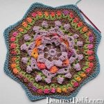 Garden Romp Round 20 - Dearest Debi Patterns