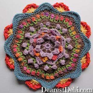 Garden Romp Round 24 - Dearest Debi Patterns