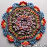 Garden Romp Round 25 - Dearest Debi Patterns