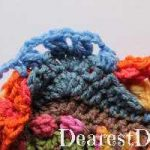 Garden Romp Round 25 (C) - Dearest Debi Patterns