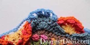Garden Romp Round 25 (C) - Dearest Debi Patterns