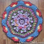 Garden Romp Round 26 - Dearest Debi Patterns