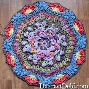 Garden Romp Round 26 - Dearest Debi Patterns
