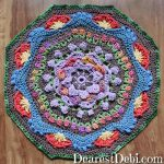 Garden Romp Round 28 - Dearest Debi Patterns