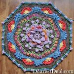Garden Romp Round 30 - Dearest Debi Patterns