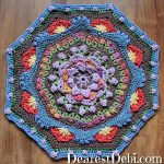 Garden Romp Round 31 - Dearest Debi Patterns