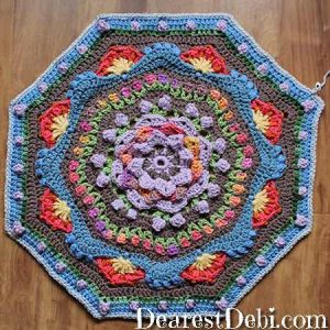 Garden Romp Round 32 - Dearest Debi Patterns