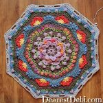 Garden Romp Round 33 - Dearest Debi Patterns