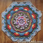 Garden Romp Round 34 - Dearest Debi Patterns