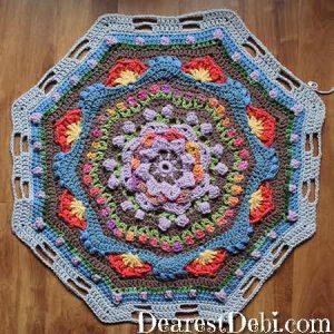 Garden Romp Round 34 - Dearest Debi Patterns