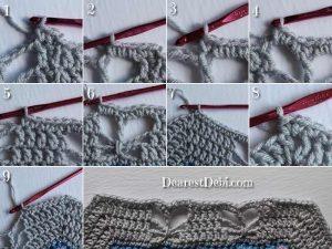 Garden Romp Round 36 - Dearest Debi Patterns