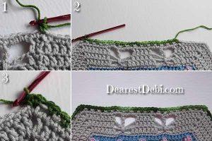 Garden Romp Round 37 - Dearest Debi Patterns