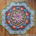 Garden Romp Round 38 - Dearest Debi Patterns
