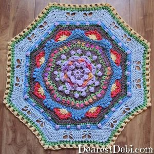 Garden Romp Round 39 - Dearest Debi Patterns