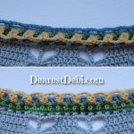 Garden Romp Round 40 - Dearest Debi Patterns