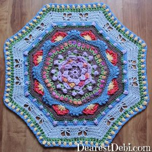 Garden Romp Round 41 - Dearest Debi Patterns