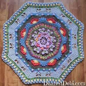 Garden Romp Round 42 - Dearest Debi Patterns