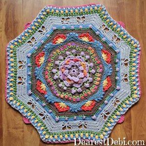 Garden Romp Round 43 - Dearest Debi Patterns