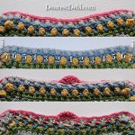 Garden Romp Round 43 - Dearest Debi Patterns