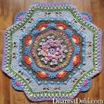 Garden Romp Round 45 - Dearest Debi Patterns
