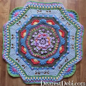 Garden Romp Round 46 - Dearest Debi Patterns