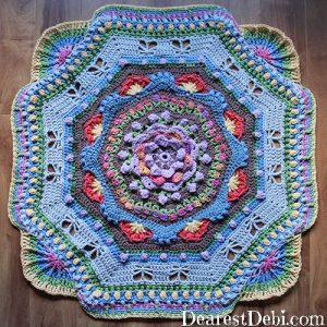 Garden Romp Round 47 - Dearest Debi Patterns