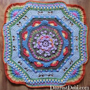 Garden Romp Round 48 - Dearest Debi Patterns