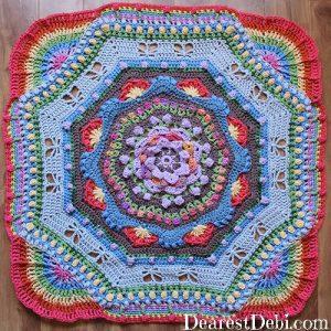 Garden Romp Round 49 - Dearest Debi Patterns