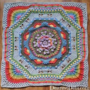 Garden Romp Round 53 - Dearest Debi Patterns