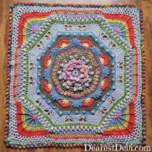 Garden Romp Round 55 - Dearest Debi Patterns