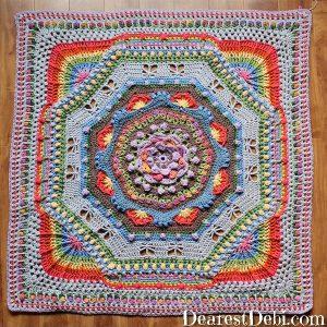 Garden Romp Round 61- Dearest Debi Patterns