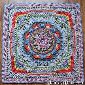 Garden Romp Round 63 - Dearest Debi Patterns