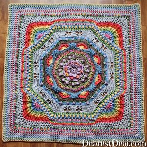 Garden Romp Round 67 - Dearest Debi Patterns