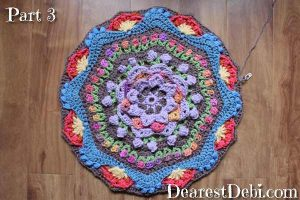 Garden Romp Crochet Along 2017 Part 3