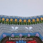 Garden Romp Crochet Along 2017 Part 6 - Dearest Debi Patterns