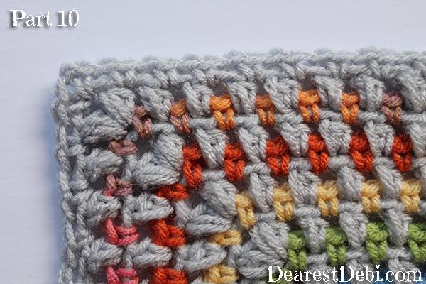 Garden Romp Crochet Along 2017 Part 10