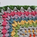 Garden Romp Crochet Along 2017 Part 12 - Dearest Debi Patterns