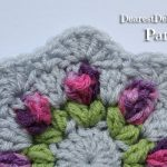 Girly Afghan CAL Mandala Part 1 - Dearest Debi Patterns