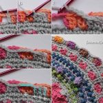 Girly Afghan CAL Mandala Part 5 - Dearest Debi Patterns