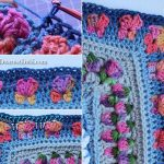 Girly Afghan CAL Afghan Part 3 - Dearest Debi Patterns