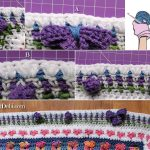 Girly Afghan CAL Afghan Part 5 - Dearest Debi Patterns