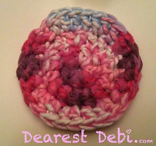 Scrubbable Crochet - Dearest Debi Patterns