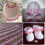 Little Miss Flower Baby eBook - Dearest Debi Patterns