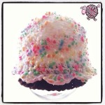 Crochet Cupcake Newborn Beanie - Dearest Debi Patterns