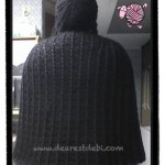 Lady Bella Adult Cloak - Dearest Debi Patterns